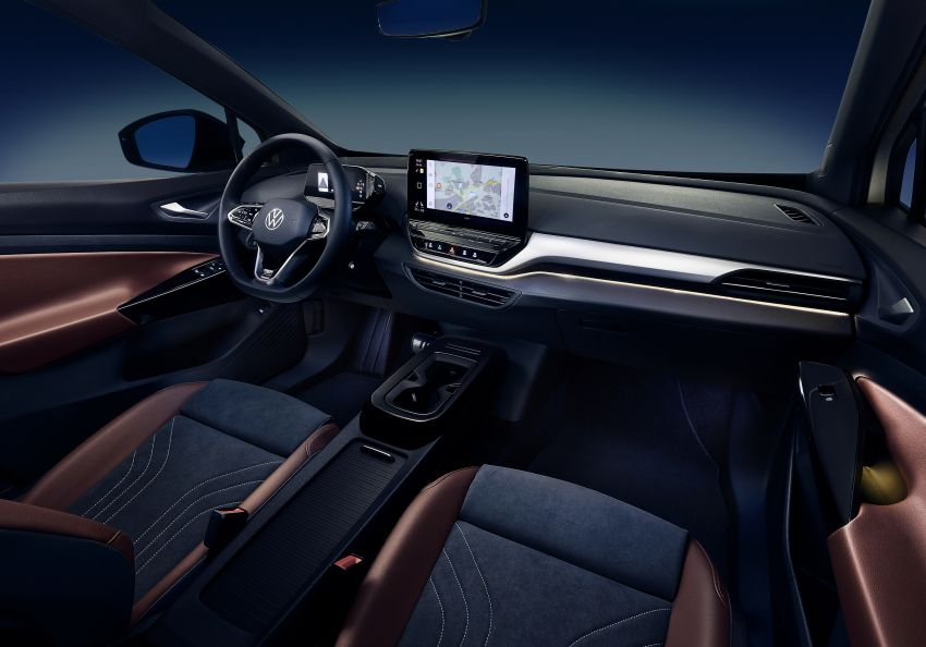Volkswagen ID.4 electric SUV debuts – 77 kWh battery, 520 km range; from RM135,412 in US after tax credit Image #1182066