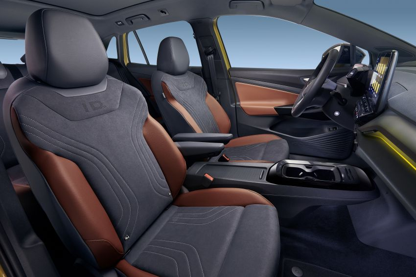 Volkswagen ID.4 electric SUV debuts – 77 kWh battery, 520 km range; from RM135,412 in US after tax credit Image #1182101