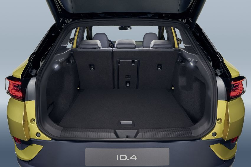 Volkswagen ID.4 electric SUV debuts – 77 kWh battery, 520 km range; from RM135,412 in US after tax credit Image #1182015
