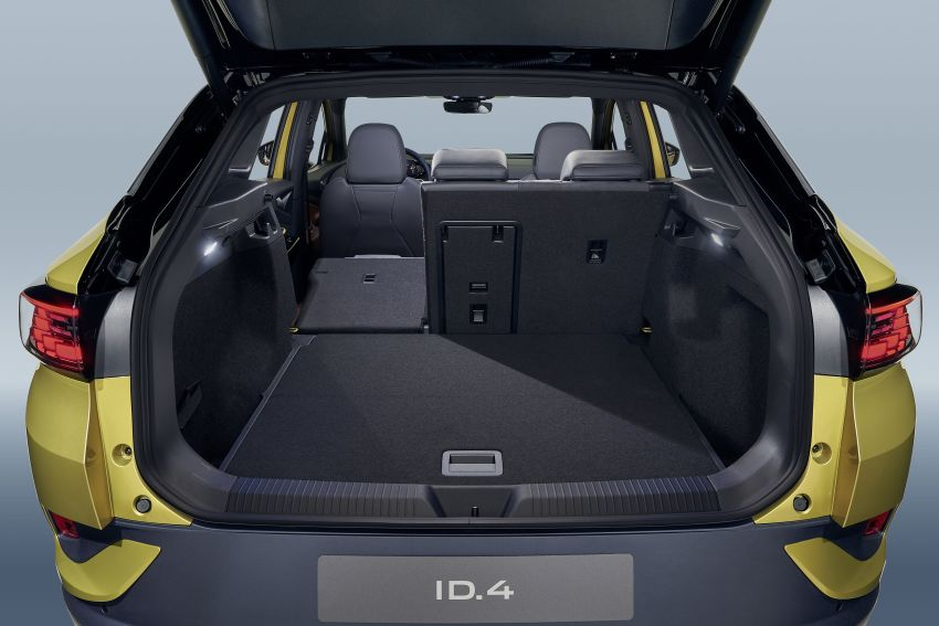 Volkswagen ID.4 electric SUV debuts – 77 kWh battery, 520 km range; from RM135,412 in US after tax credit Image #1181998