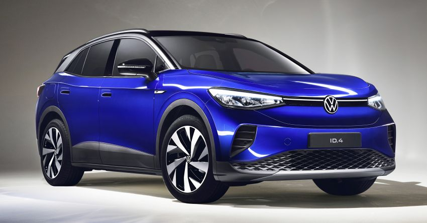 Volkswagen ID.4 electric SUV debuts – 77 kWh battery, 520 km range; from RM135,412 in US after tax credit Image #1182059