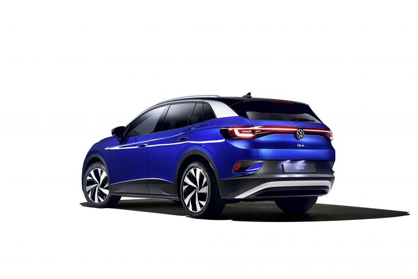 Volkswagen ID.4 electric SUV debuts – 77 kWh battery, 520 km range; from RM135,412 in US after tax credit Image #1182046