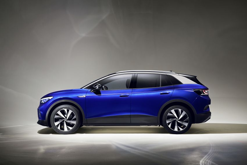 Volkswagen ID.4 electric SUV debuts – 77 kWh battery, 520 km range; from RM135,412 in US after tax credit Image #1182029