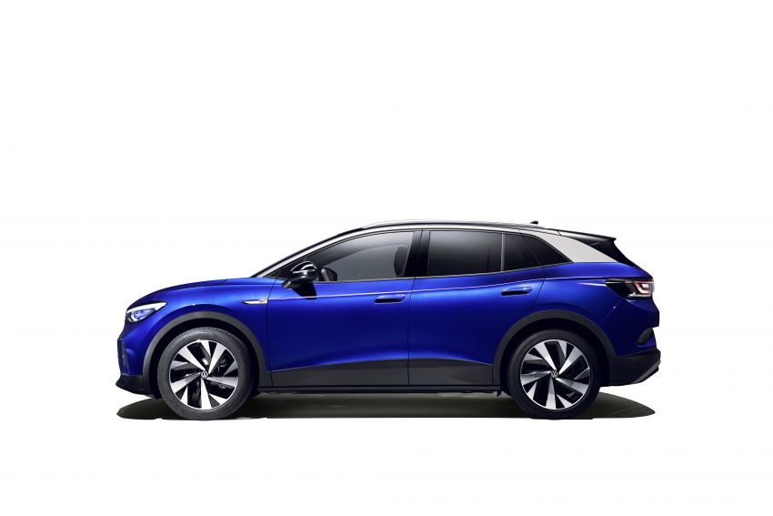 Volkswagen ID.4 electric SUV debuts – 77 kWh battery, 520 km range; from RM135,412 in US after tax credit Image #1182031