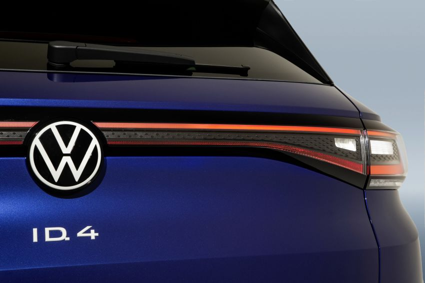 Volkswagen ID.4 electric SUV debuts – 77 kWh battery, 520 km range; from RM135,412 in US after tax credit Image #1181984