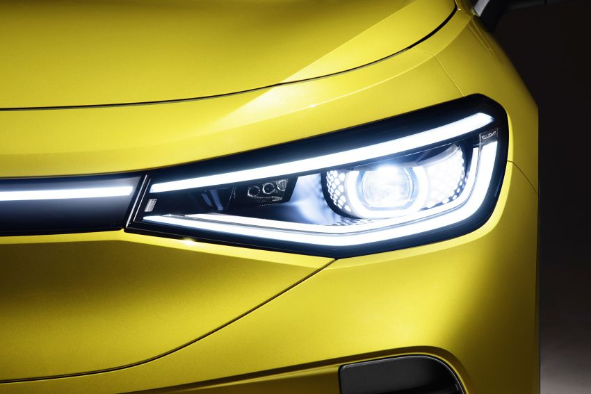 Volkswagen ID.4 electric SUV debuts – 77 kWh battery, 520 km range; from RM135,412 in US after tax credit Image #1182087