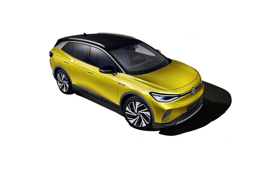 Volkswagen ID.4 electric SUV debuts – 77 kWh battery, 520 km range; from RM135,412 in US after tax credit Image #1181989