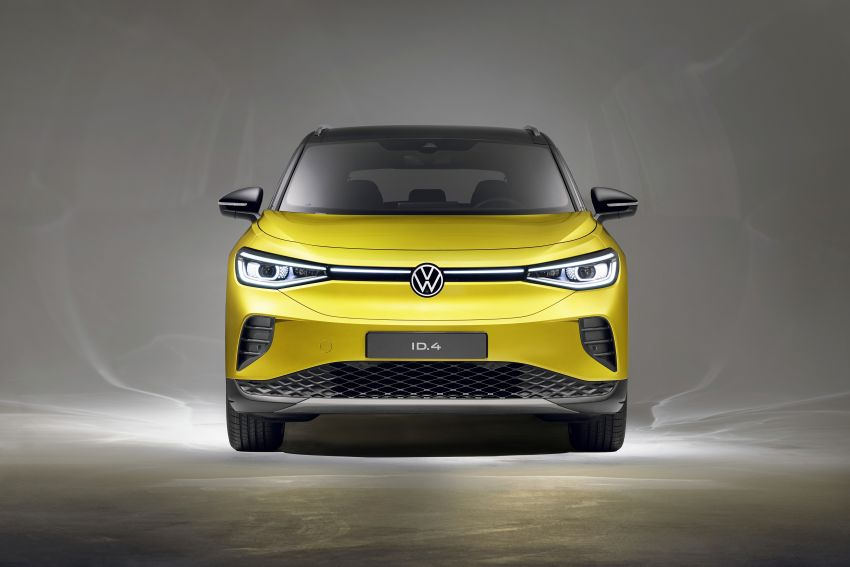 Volkswagen ID.4 electric SUV debuts – 77 kWh battery, 520 km range; from RM135,412 in US after tax credit Image #1181991