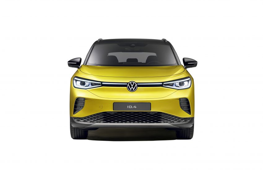 Volkswagen ID.4 electric SUV debuts – 77 kWh battery, 520 km range; from RM135,412 in US after tax credit Image #1182055