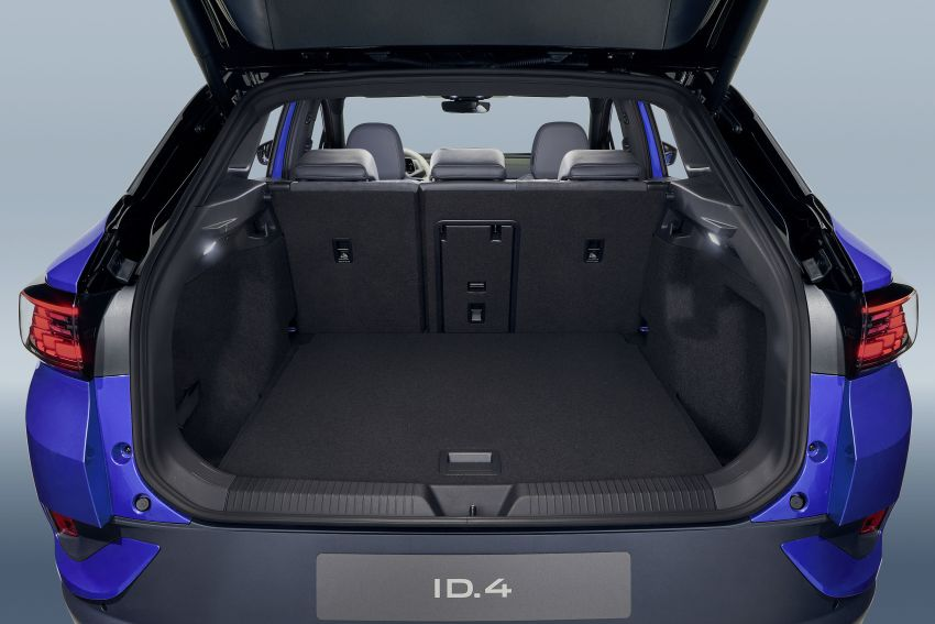 Volkswagen ID.4 electric SUV debuts – 77 kWh battery, 520 km range; from RM135,412 in US after tax credit Image #1182064