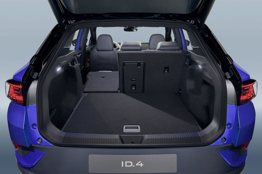 Volkswagen ID.4 electric SUV debuts – 77 kWh battery, 520 km range; from RM135,412 in US after tax credit Image #1181986