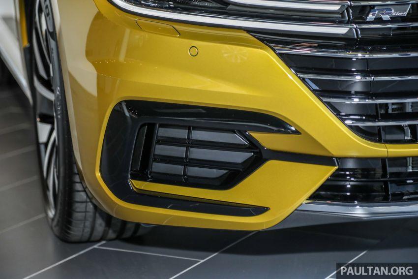 FIRST LOOK: 2020 Volkswagen Arteon R-Line, RM221k Image #1169650