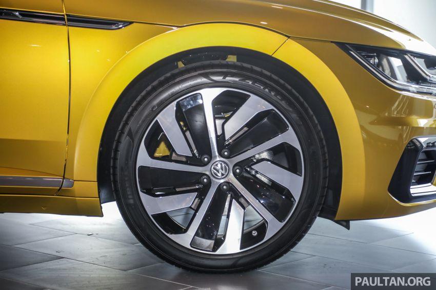 FIRST LOOK: 2020 Volkswagen Arteon R-Line, RM221k Image #1169653