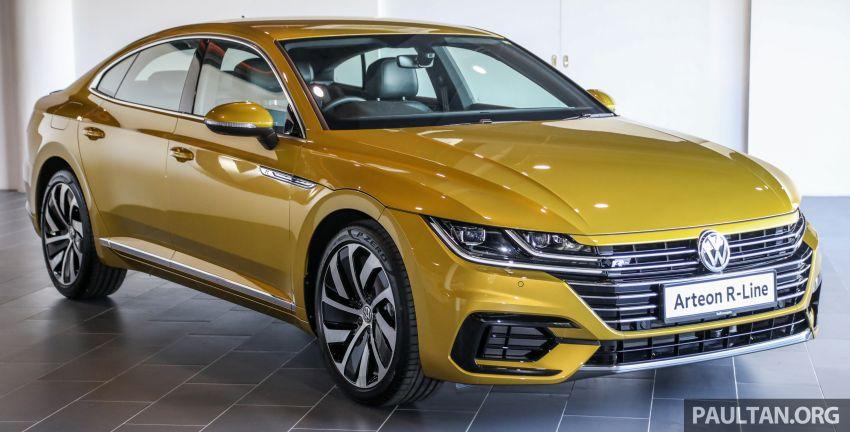 FIRST LOOK: 2020 Volkswagen Arteon R-Line, RM221k Image #1169641