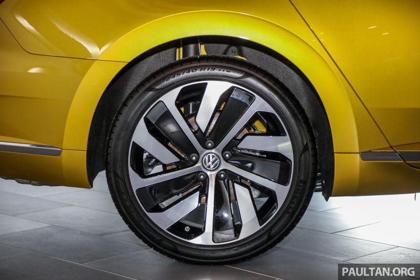 FIRST LOOK: 2020 Volkswagen Arteon R-Line, RM221k Image #1169660