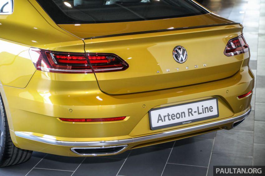 FIRST LOOK: 2020 Volkswagen Arteon R-Line, RM221k Image #1169661