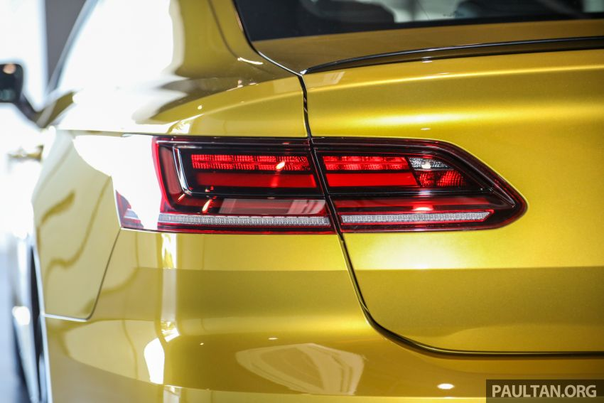 FIRST LOOK: 2020 Volkswagen Arteon R-Line, RM221k Image #1169662