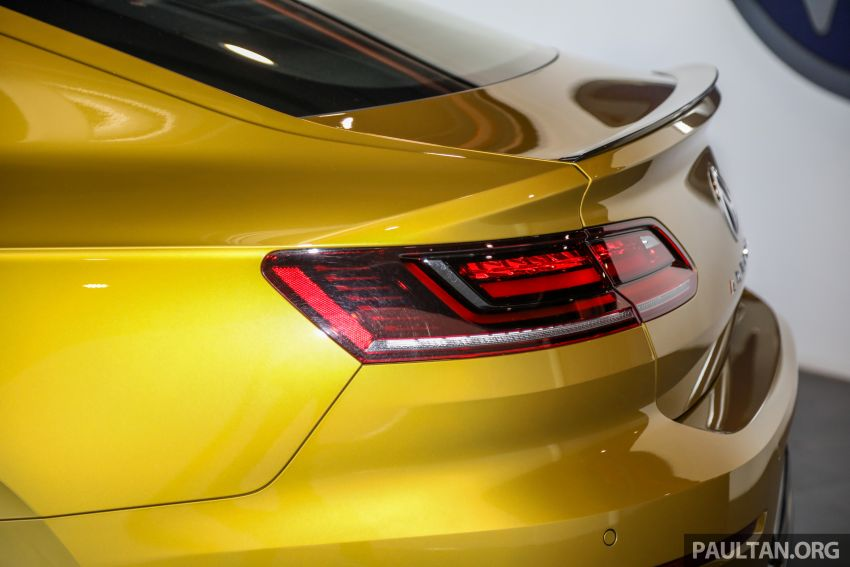 FIRST LOOK: 2020 Volkswagen Arteon R-Line, RM221k Image #1169663