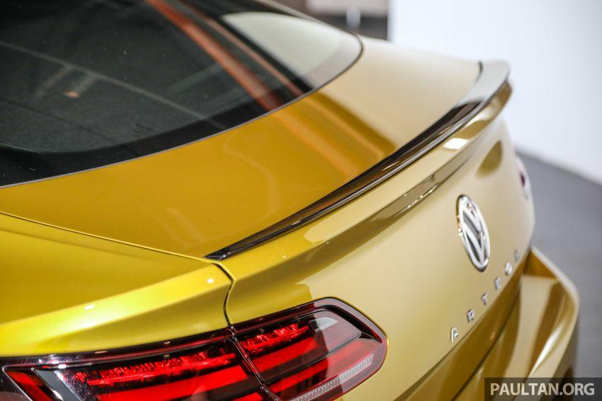 FIRST LOOK: 2020 Volkswagen Arteon R-Line, RM221k Image #1169667