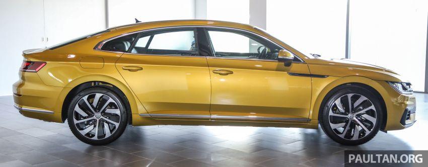 FIRST LOOK: 2020 Volkswagen Arteon R-Line, RM221k Image #1169645