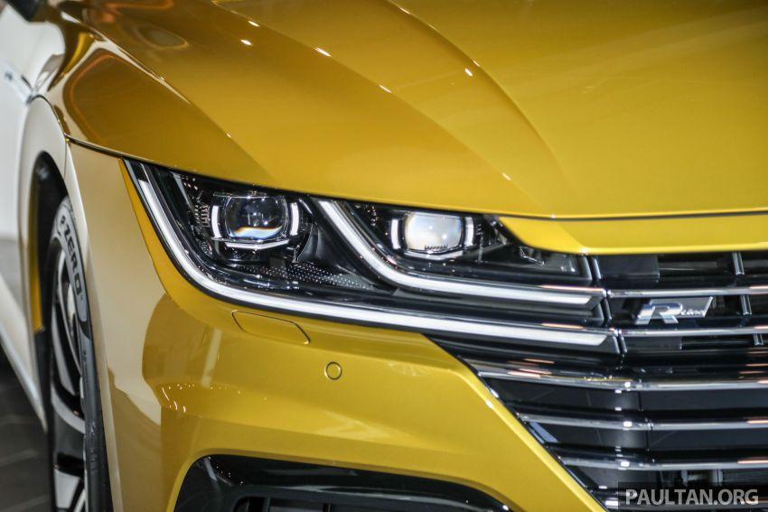 FIRST LOOK: 2020 Volkswagen Arteon R-Line, RM221k Image #1169647