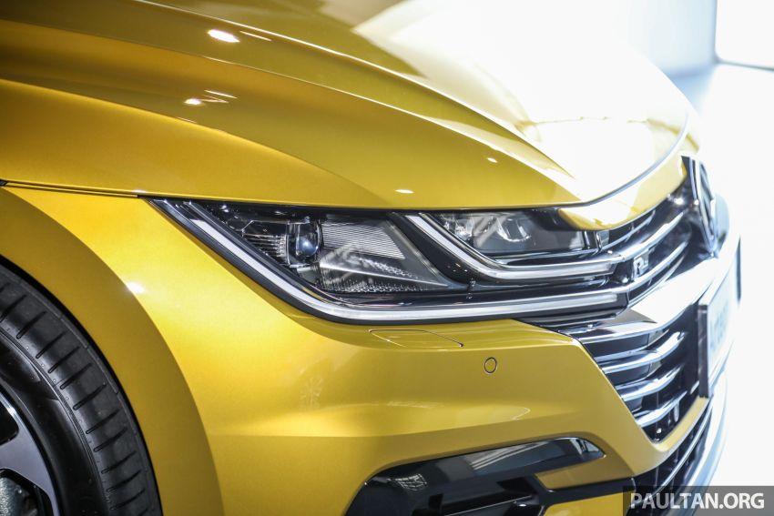 FIRST LOOK: 2020 Volkswagen Arteon R-Line, RM221k Image #1169648