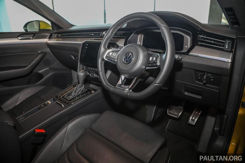 FIRST LOOK: 2020 Volkswagen Arteon R-Line, RM221k Image #1169673