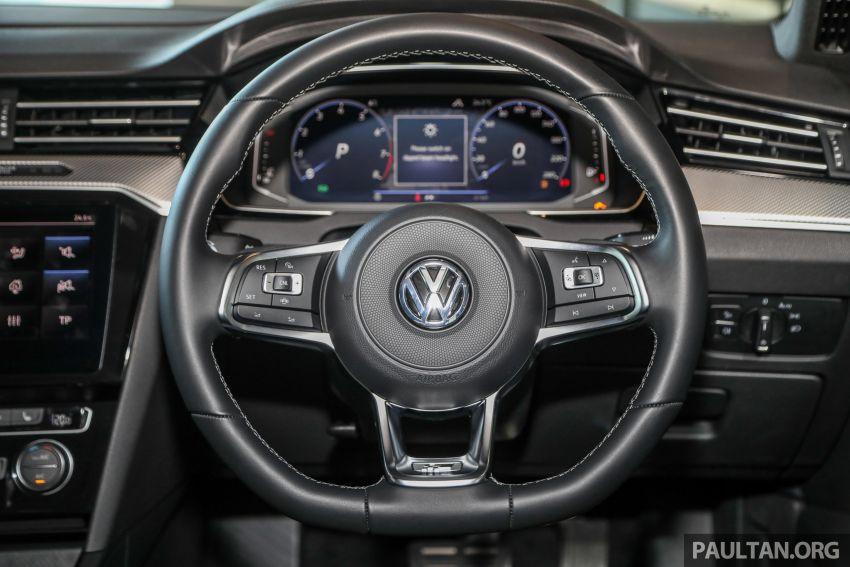 FIRST LOOK: 2020 Volkswagen Arteon R-Line, RM221k Image #1169675