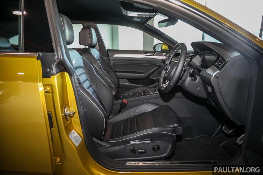 FIRST LOOK: 2020 Volkswagen Arteon R-Line, RM221k Image #1169708