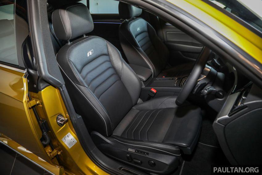 FIRST LOOK: 2020 Volkswagen Arteon R-Line, RM221k Image #1169709