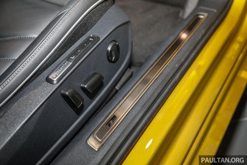 FIRST LOOK: 2020 Volkswagen Arteon R-Line, RM221k Image #1169713