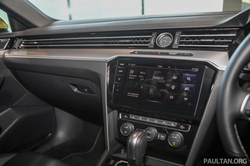 FIRST LOOK: 2020 Volkswagen Arteon R-Line, RM221k Image #1169680