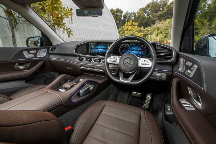 X167 Mercedes-Benz GLS450 4Matic now in Malaysia – 367 PS 3L mild hybrid turbo straight-six; from RM900k Image #1174786