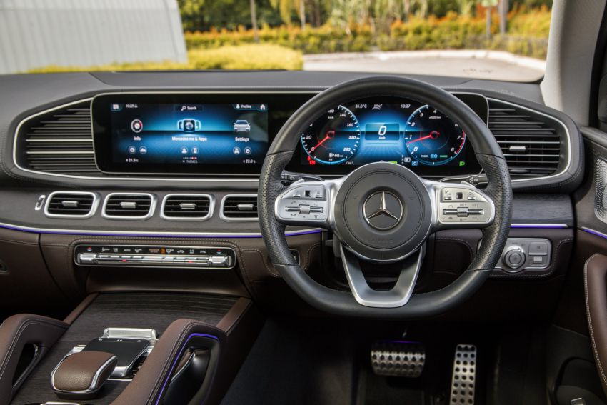 X167 Mercedes-Benz GLS450 4Matic now in Malaysia – 367 PS 3L mild hybrid turbo straight-six; from RM900k Image #1174787