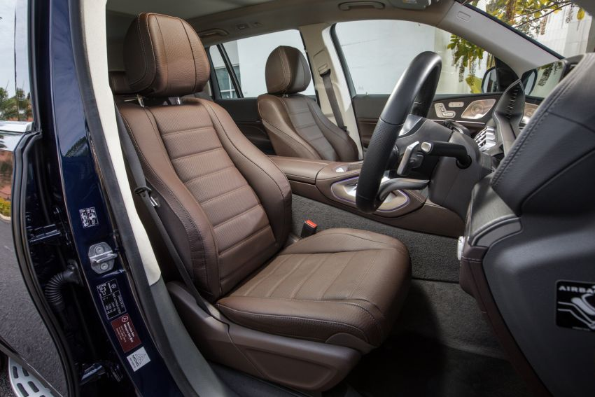 X167 Mercedes-Benz GLS450 4Matic now in Malaysia – 367 PS 3L mild hybrid turbo straight-six; from RM900k Image #1174794