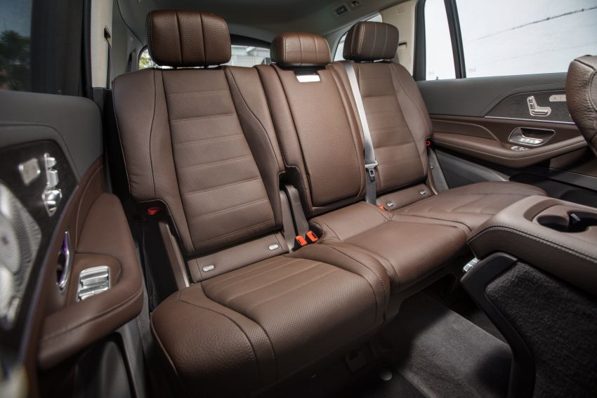 X167 Mercedes-Benz GLS450 4Matic now in Malaysia – 367 PS 3L mild hybrid turbo straight-six; from RM900k Image #1174795