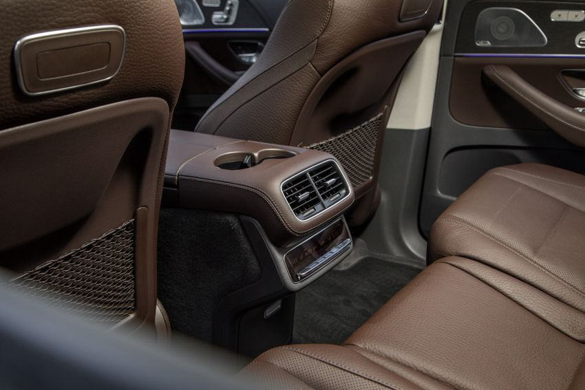X167 Mercedes-Benz GLS450 4Matic now in Malaysia – 367 PS 3L mild hybrid turbo straight-six; from RM900k Image #1174797