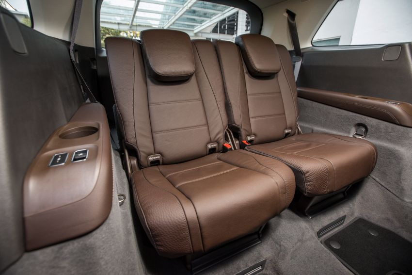 X167 Mercedes-Benz GLS450 4Matic now in Malaysia – 367 PS 3L mild hybrid turbo straight-six; from RM900k Image #1174798