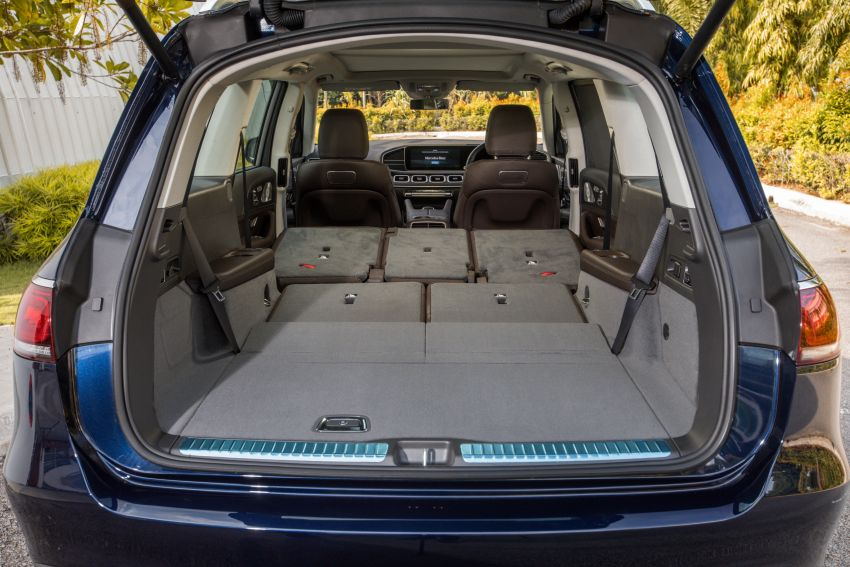 X167 Mercedes-Benz GLS450 4Matic now in Malaysia – 367 PS 3L mild hybrid turbo straight-six; from RM900k Image #1174802