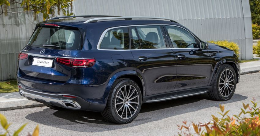 X167 Mercedes-Benz GLS450 4Matic now in Malaysia – 367 PS 3L mild hybrid turbo straight-six; from RM900k Image #1174776