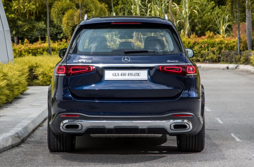 X167 Mercedes-Benz GLS450 4Matic now in Malaysia – 367 PS 3L mild hybrid turbo straight-six; from RM900k Image #1174778