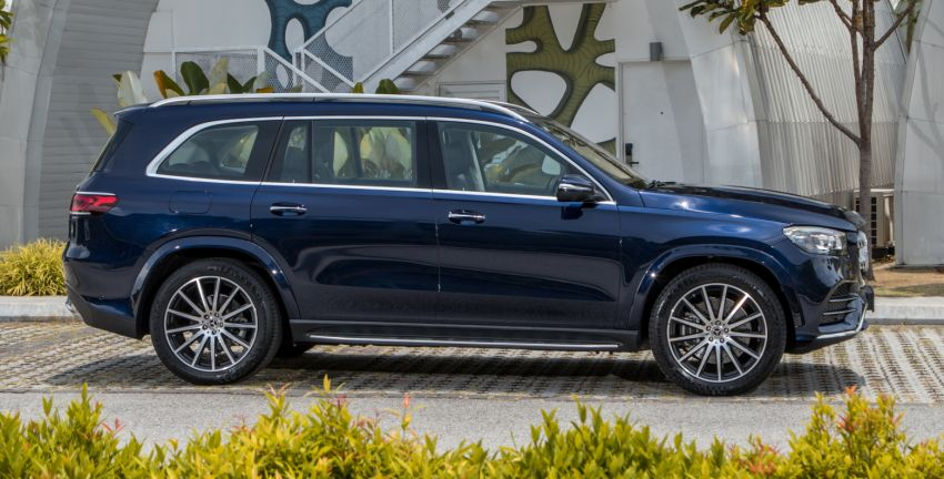 X167 Mercedes-Benz GLS450 4Matic now in Malaysia – 367 PS 3L mild hybrid turbo straight-six; from RM900k Image #1174779