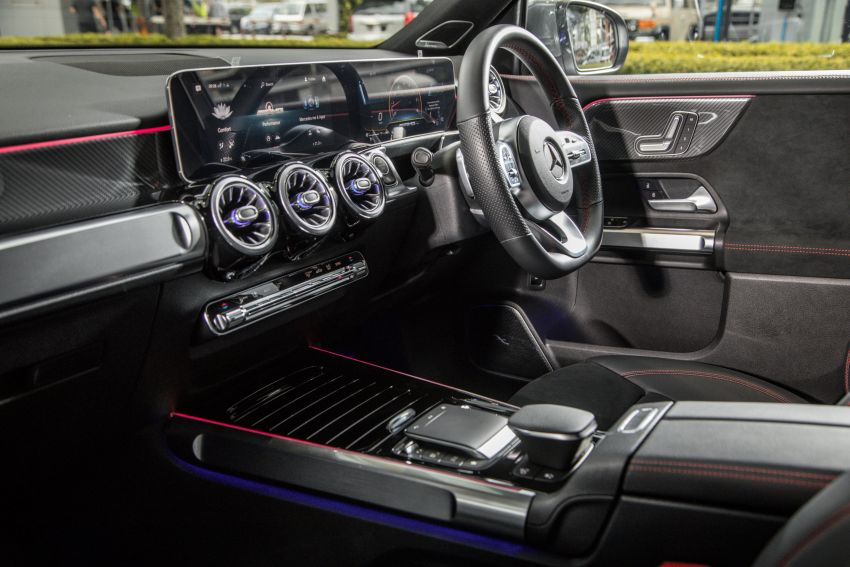 X247 Mercedes-AMG GLB35 4Matic officially launched in Malaysia – 306 PS; 0-100 km/h in 5.2s; from RM363k Image #1179994