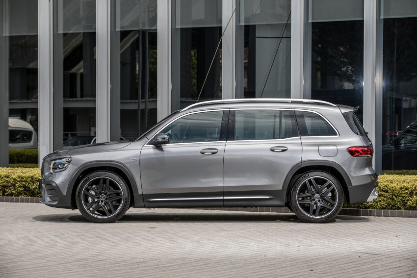X247 Mercedes-AMG GLB35 4Matic officially launched in Malaysia – 306 PS; 0-100 km/h in 5.2s; from RM363k Image #1179978
