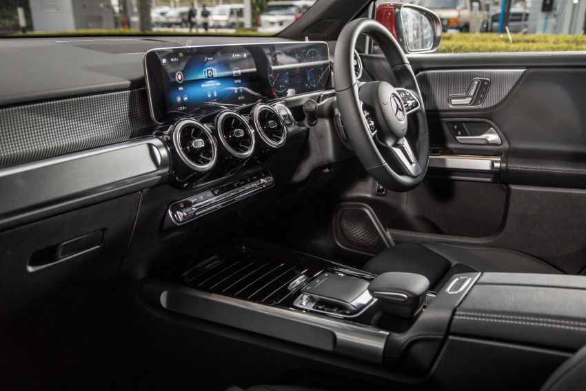 X247 Mercedes-Benz GLB SUV launched in Malaysia – seven-seat GLB200, GLB250 4Matic; from RM269k Image #1179963