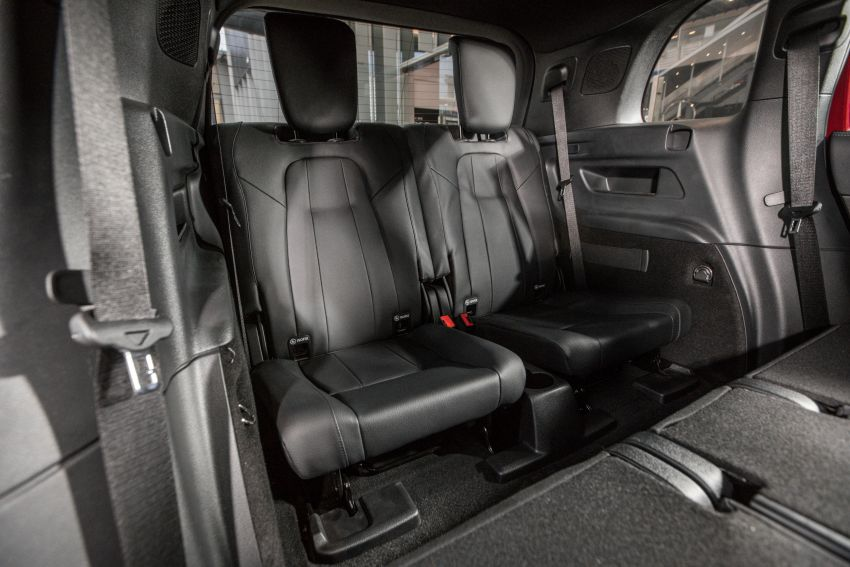 X247 Mercedes-Benz GLB SUV launched in Malaysia – seven-seat GLB200, GLB250 4Matic; from RM269k Image #1179968