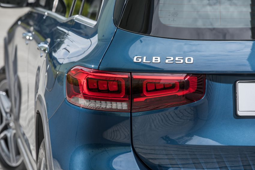 X247 Mercedes-Benz GLB SUV launched in Malaysia – seven-seat GLB200, GLB250 4Matic; from RM269k Image #1179935