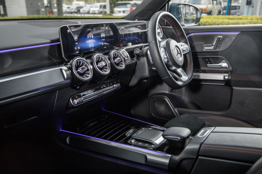 X247 Mercedes-Benz GLB SUV launched in Malaysia – seven-seat GLB200, GLB250 4Matic; from RM269k Image #1179940