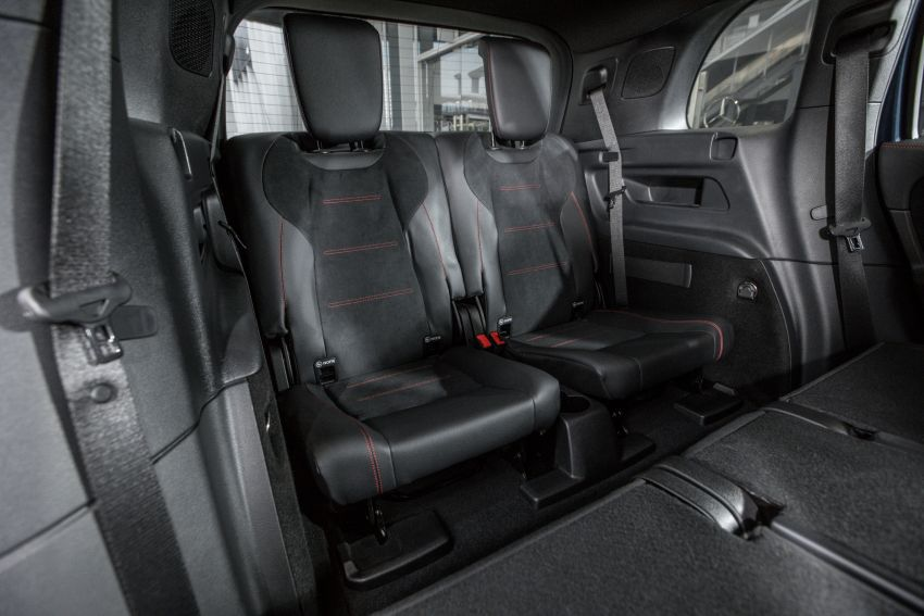 X247 Mercedes-Benz GLB SUV launched in Malaysia – seven-seat GLB200, GLB250 4Matic; from RM269k Image #1179944