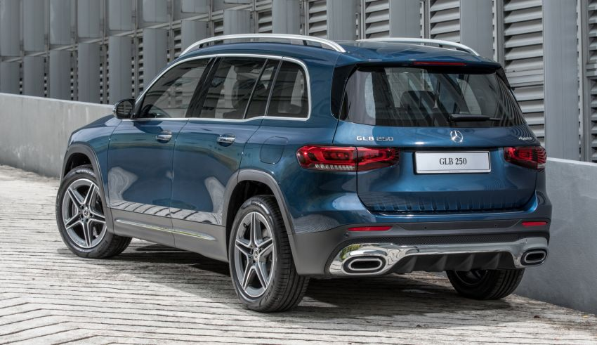 X247 Mercedes-Benz GLB SUV launched in Malaysia – seven-seat GLB200, GLB250 4Matic; from RM269k Image #1179928
